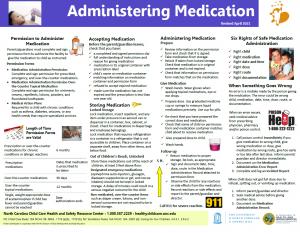 Medication Poster English 4.2021